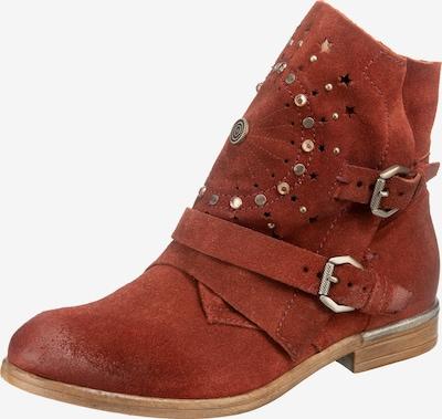 JOLANA & FENENA Boots in blutrot, Produktansicht
