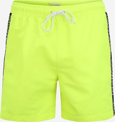 Calvin Klein Swimwear Ujumispüksid kollane, Tootevaade