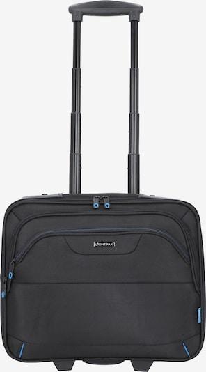 Lightpak Businesstrolley in schwarz, Produktansicht