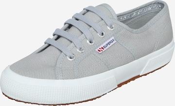 Sneaker low 'Cotu Classic' de la SUPERGA pe gri