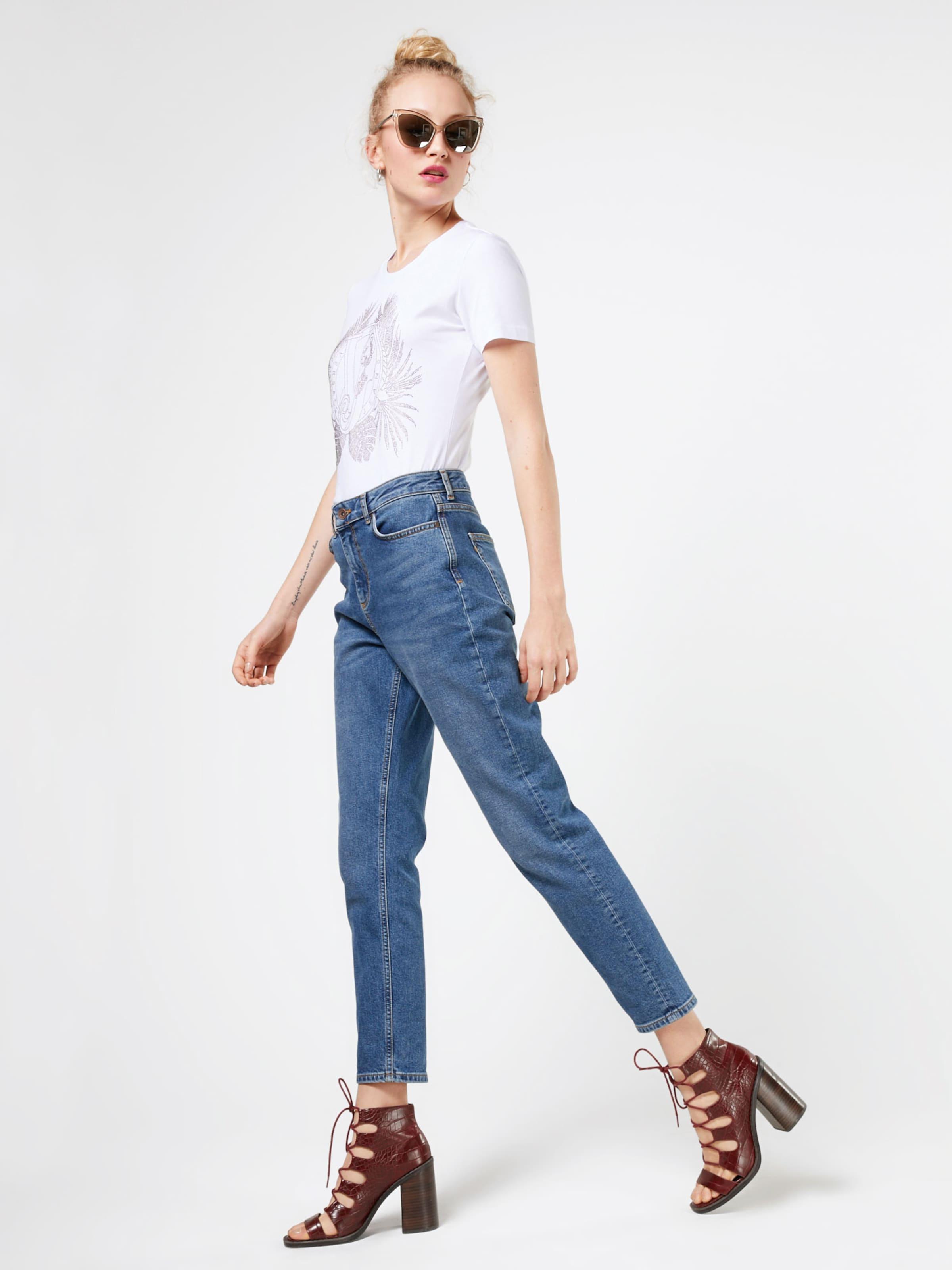 Versace Jeans T-Shirt 'RDM606 42' 2018 Neu Zu Verkaufen Spielraum Besten Klassische Online-Verkauf Ausgang Finden Große Auslass Großhandelspreis J6e8Sw