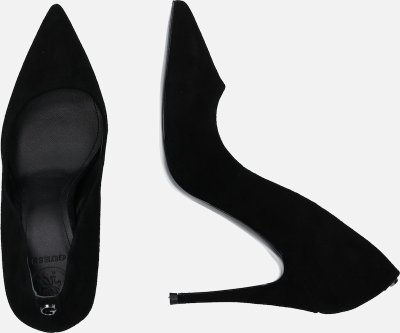 GUESS Pumps 'OAKLEY' in schwarz | ABOUT YOU