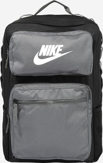 Nike Sportswear Reppu 'Y NK FUTURE PRO BKPK' värissä harmaa / musta, Tuotenäkymä
