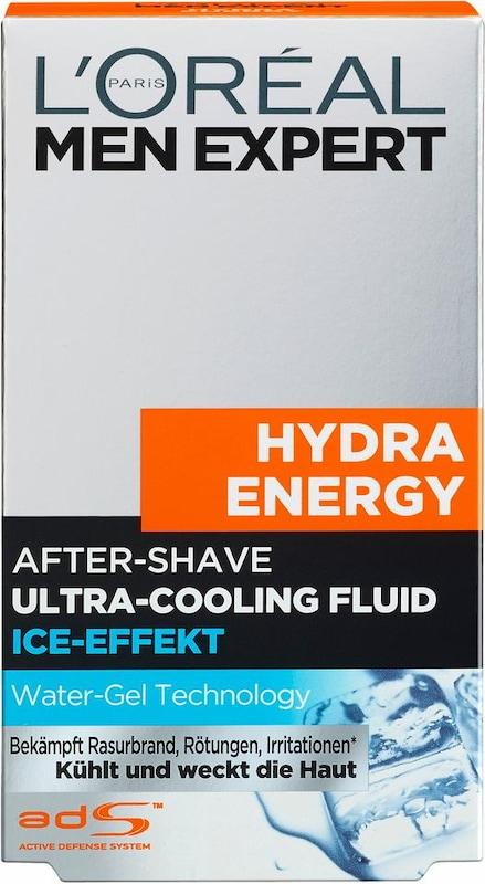 L'Oréal Paris men expert 'Hydra Energy After-Shave Fluid Ice Effect', Männerpflege