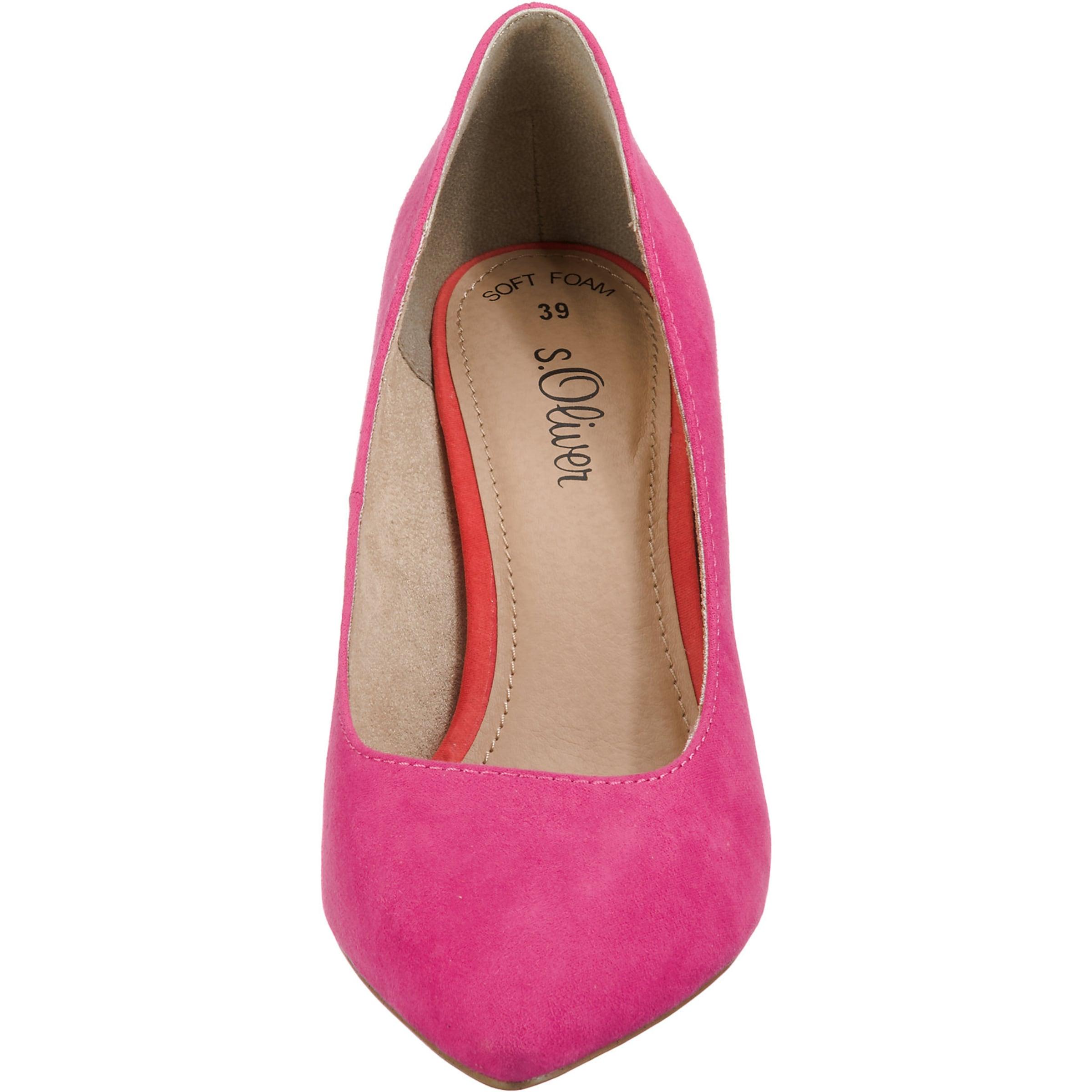 S Pumps In oliver oliver Pumps S S In Pink Pink TOiPkXZu
