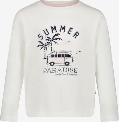 Noppies Shirt in enzian / weiß, Produktansicht