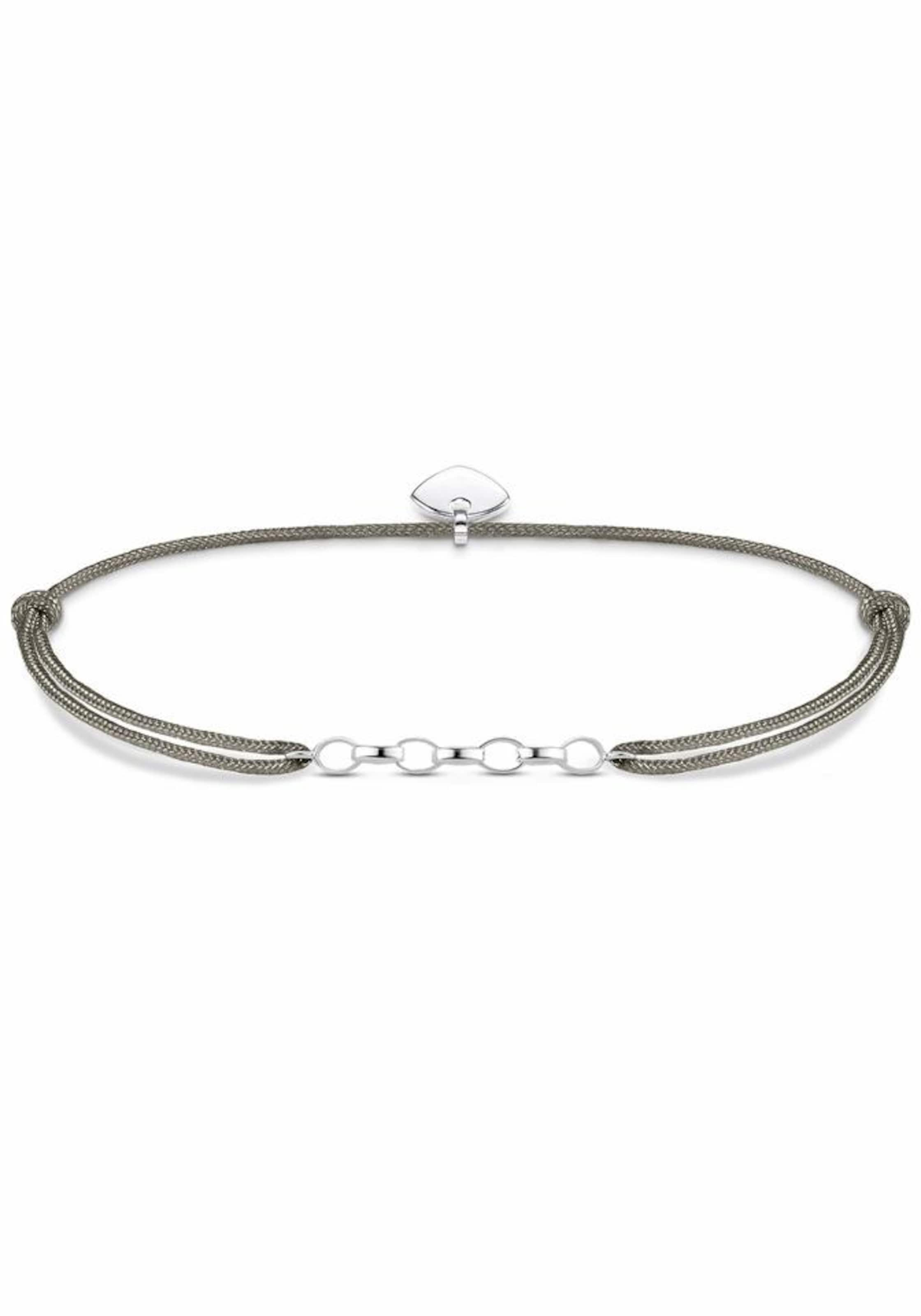 Thomas Sabo Charm-Armband 'Little Secret Herz, LS047-173-5-L20v'