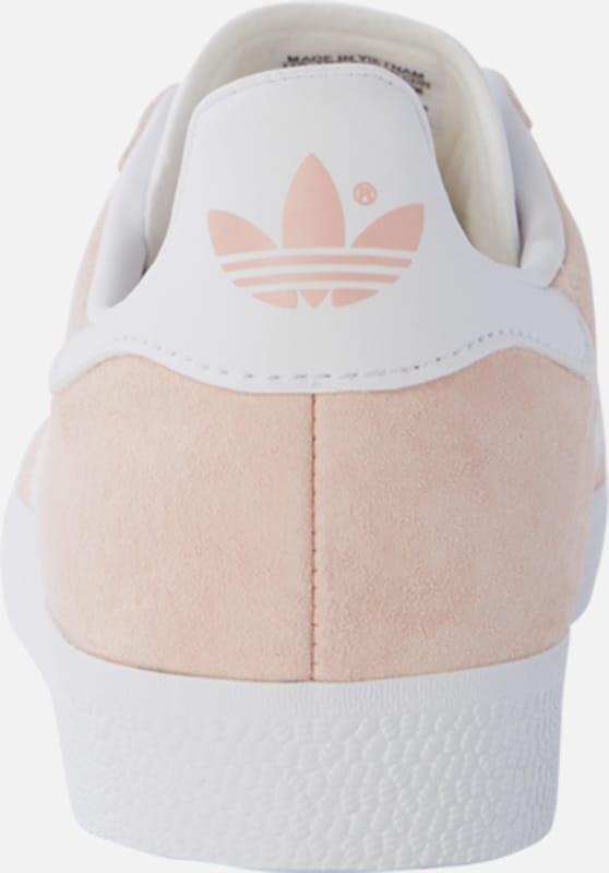 Adidas 'gazelle' Originals Baskets Basses RoseBlanc En CQrtdsh