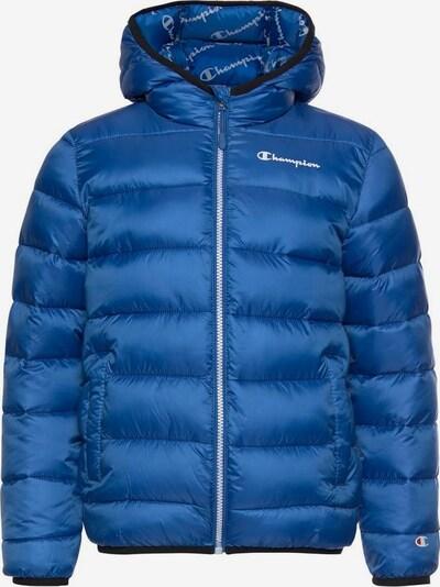 Champion Authentic Athletic Apparel Winterjacke in blau, Produktansicht