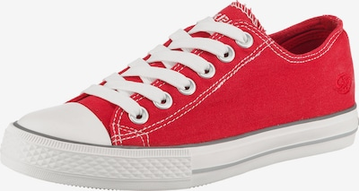 Dockers by Gerli Sneakers in rot, Produktansicht