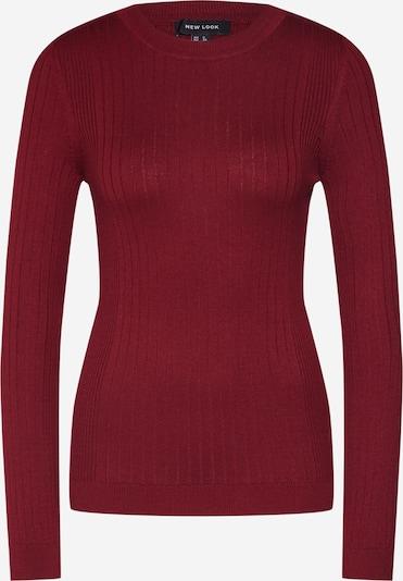 NEW LOOK Sweter w kolorze burgundm, Podgląd produktu
