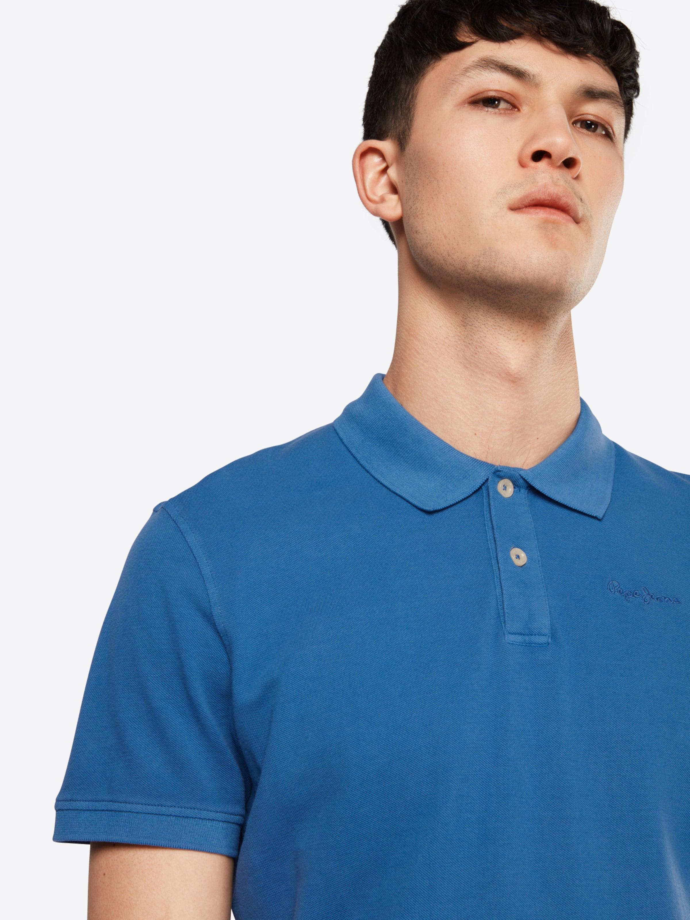 Pepe Jeans Poloshirt 'GUSTAV' 2018 Neueste Preiswerte Online Günstig Kaufen Neueste Freies Verschiffen Outlet-Store Spielraum Ebay Günstigstener Preis Günstiger Preis hsrR182