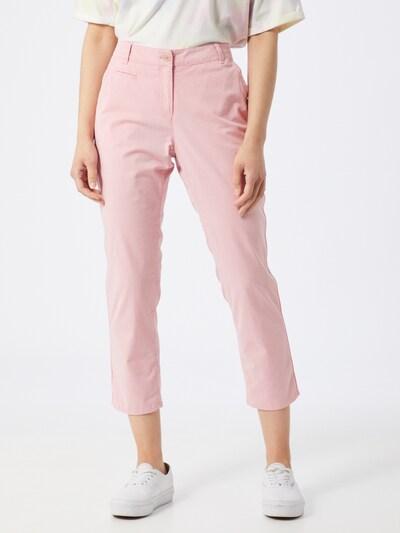BRAX Pantalon chino 'RHONDA S' en rose ancienne, Vue avec modèle