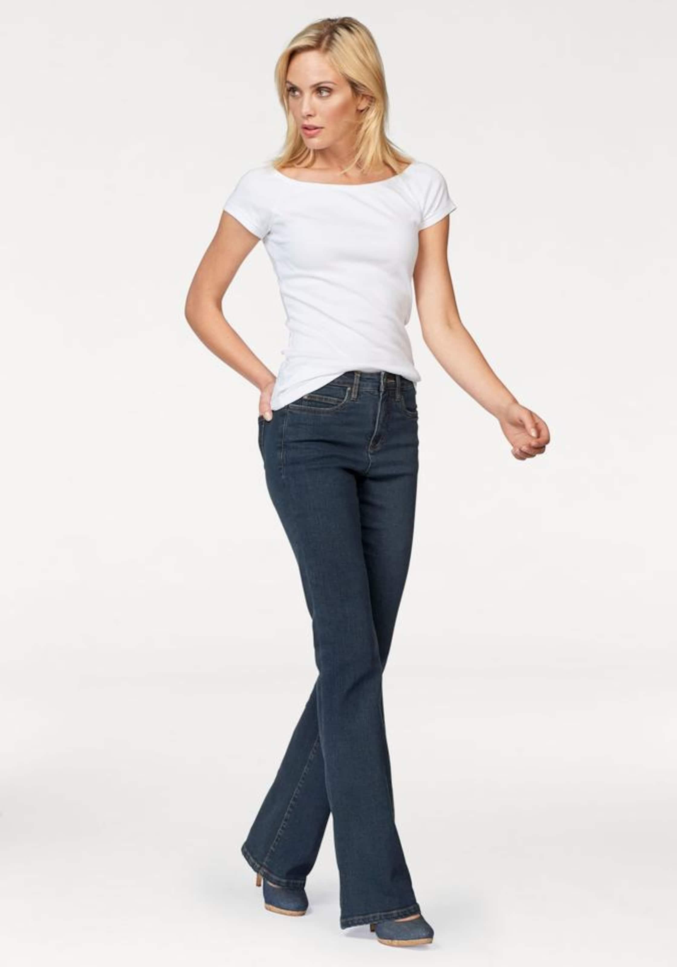 ARIZONA Bootcut-Jeans 'Comfort-Fit' Günstig Kaufen Websites Günstige Spielraum Store Freies Verschiffen Extrem F8Ml0C