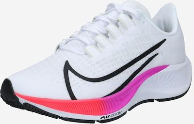 Sneaker de alergat 'Air Zoom Pegasus 37' NIKE pe negru / alb, Vizualizare produs