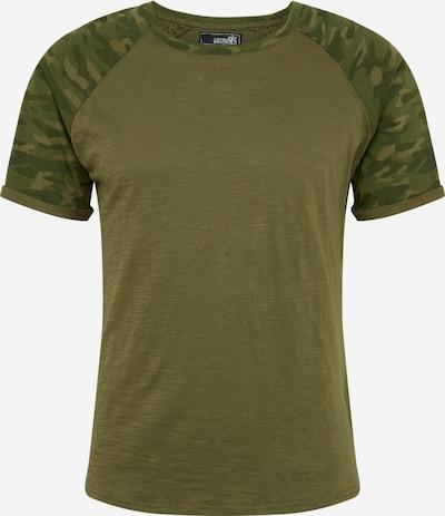 Hailys Men Shirt 'Adrian' in de kleur Kaki, Productweergave