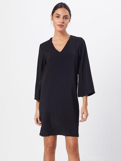 VILA Sukienka koktajlowa 'Vipalla' w kolorze czarnym: Widok z przodu