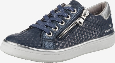 TOM TAILOR Sneakers in marine, Produktansicht