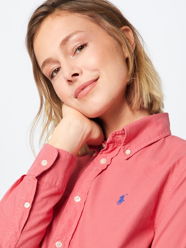 POLO RALPH LAUREN Polohemd in melone  Mode Mode Mode neue Kleidung b8dc96