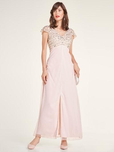 rózsaszín / ezüst heine Estélyi ruhák: Elölnézet