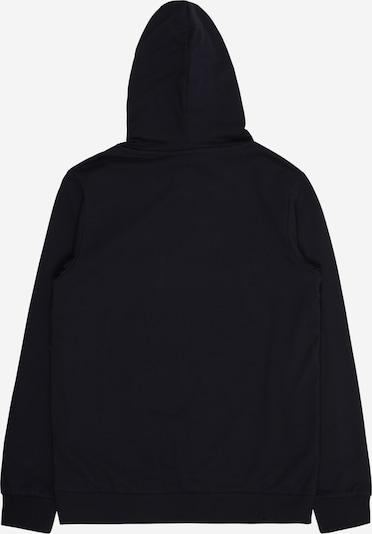 NAME IT Sweatshirt in navy / weiß: Rückansicht