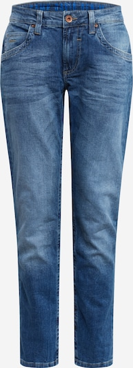CAMP DAVID Jean 'NICO BLU0685 medium blue used/HJ30' en bleu denim, Vue avec produit