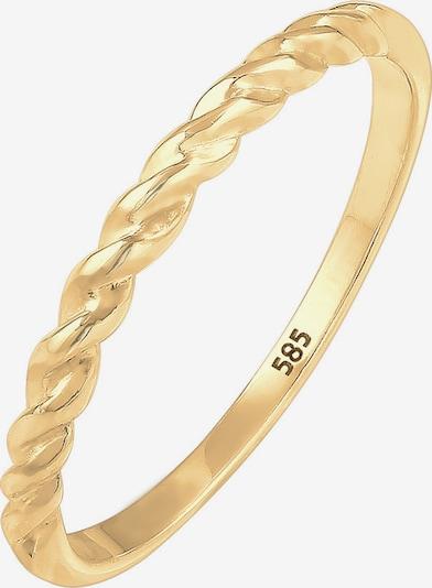 ELLI PREMIUM Ring in gold, Produktansicht