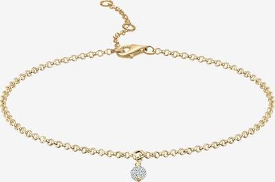 ELLI Armband 'Glitzer Kugel' in gold, Produktansicht