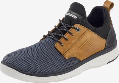 SALAMANDER Sneaker 'Porthos' in gelb / grau, Produktansicht
