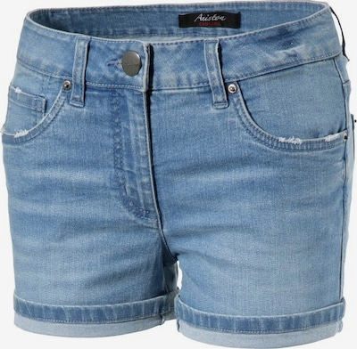 Aniston CASUAL Jeansshorts in hellblau, Produktansicht