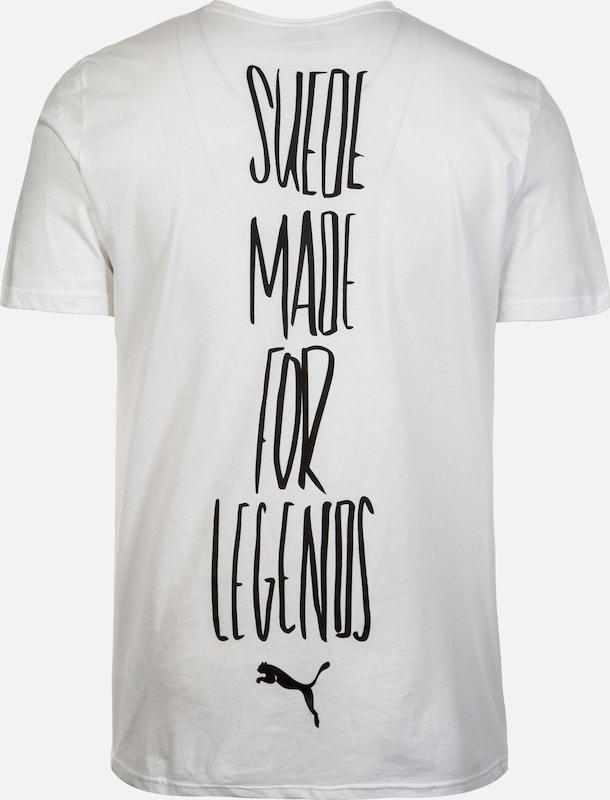 PUMA 'Slogan' T-Shirt