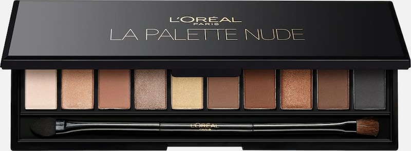 L'Oréal Paris 'Color Riche La Palette Eye Nude', Lidschatten