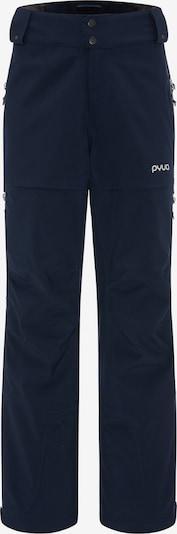 PYUA Sportbroek 'Release-Y' in de kleur Blauw / Navy / Donkerblauw, Productweergave