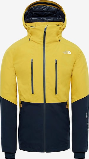 THE NORTH FACE Skijacke 'Anonym' in nachtblau / limone, Produktansicht