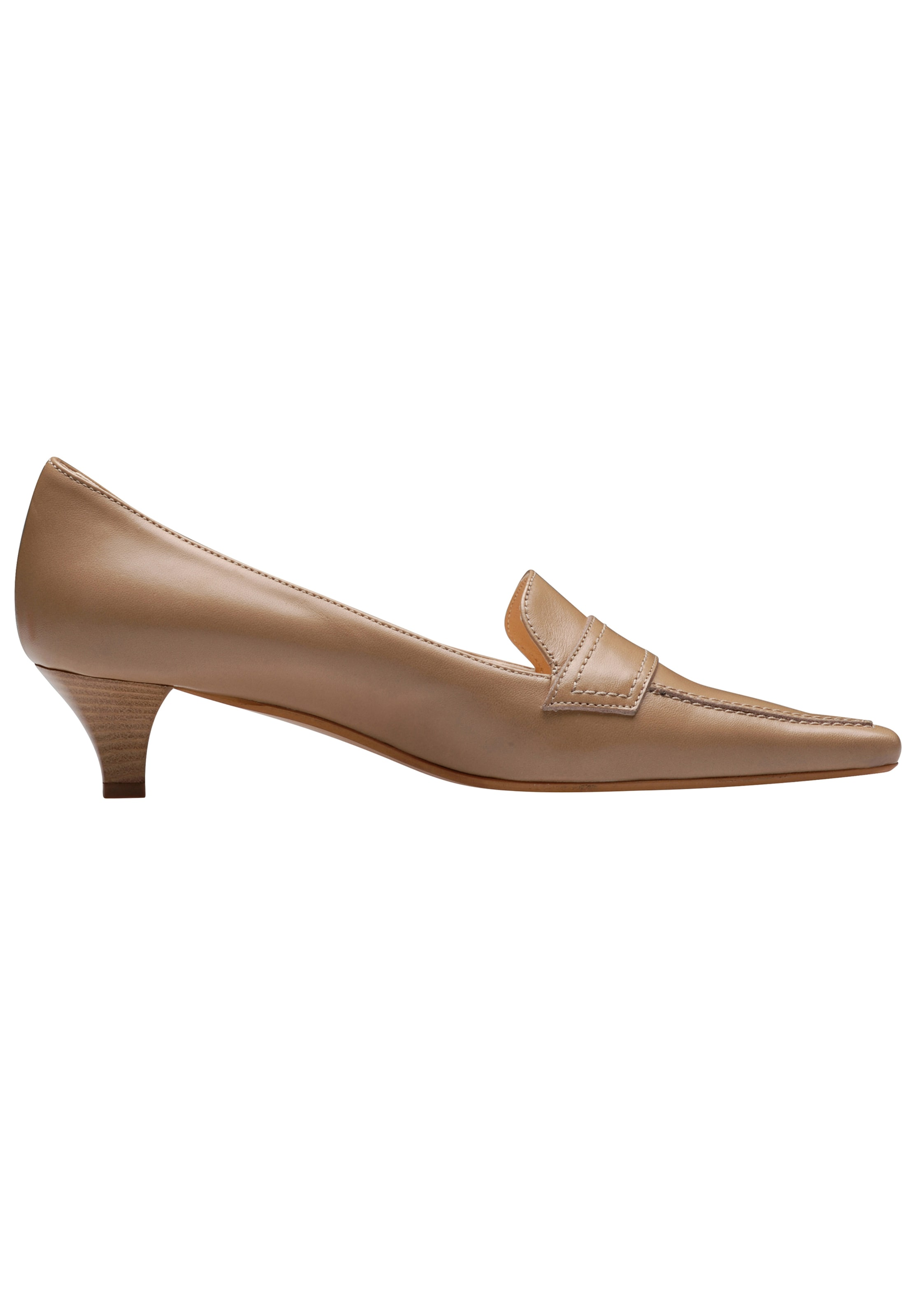 EVITA Damen Pumps in hellbraun
