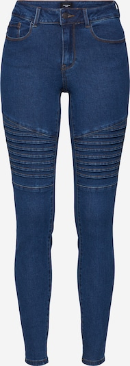VERO MODA Jeans 'Hot Seven Mr Biker' in blue denim, Produktansicht