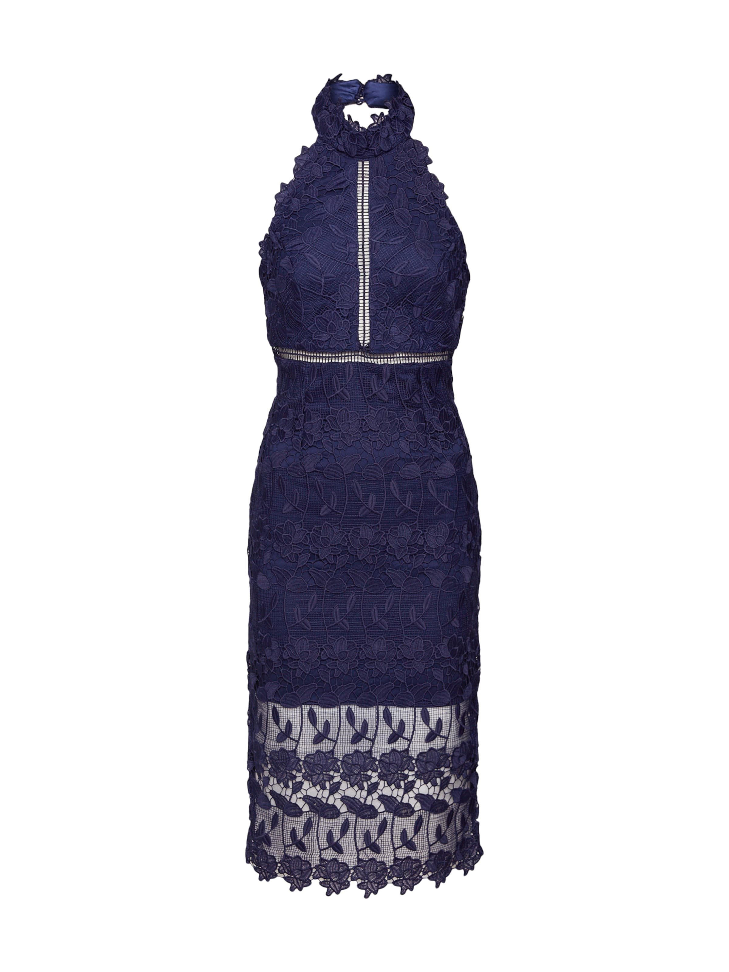 'noni Navy Dress' Bardot Halter In ynmNwOv08P