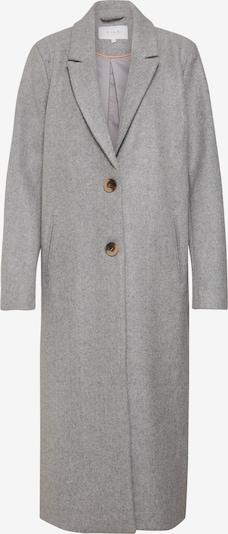 VILA Płaszcz przejściowy 'VICAMMIE LONG COAT' w kolorze nakrapiany szarym, Podgląd produktu