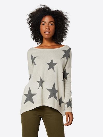 ONLY Pullover in creme, Modelansicht