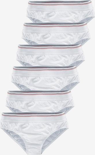 H.I.S Slip en blanc, Vue avec produit