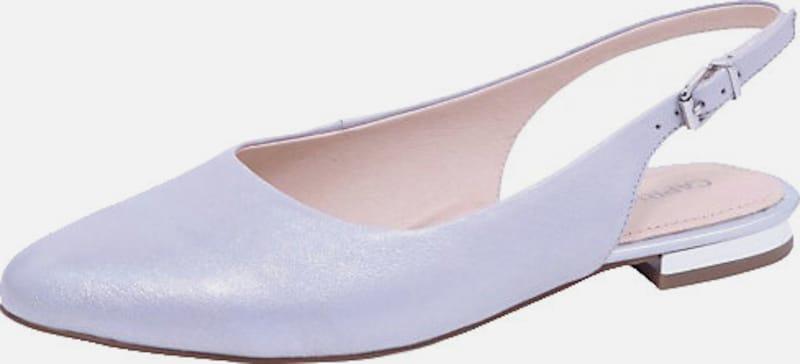 CAPRICE Ballerinas 'Alisa Leder Verkaufen Sie saisonale Aktionen