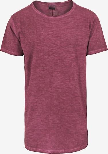 Urban Classics T-Shirt in burgunder, Produktansicht