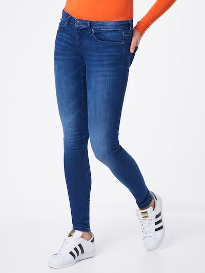 ONLY Džinsi 'CORAL' pieejami zils džinss, Modeļa skats