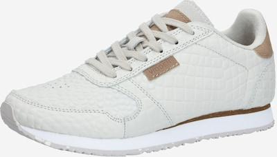WODEN Sneaker 'Ydun Croco' in hellgrau / weiß, Produktansicht