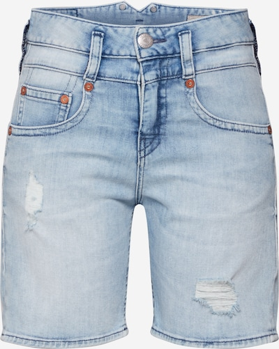 Herrlicher Jeansshorts 'Pitch' in blue denim, Produktansicht