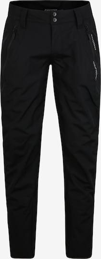 Pantaloni outdoor CHIEMSEE pe negru, Vizualizare produs