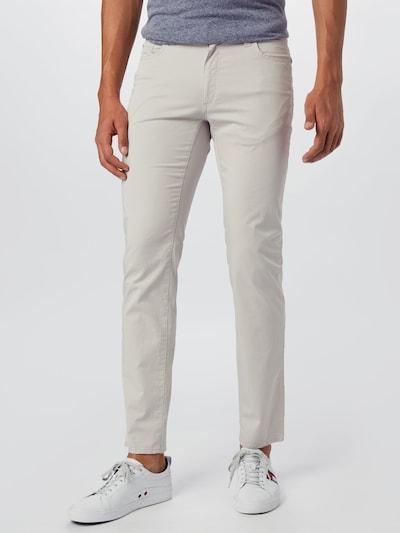 BRAX Kalhoty 'Cadiz U' - barva bílé vlny, Model/ka