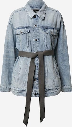 G-Star RAW Tussenjas in de kleur Blauw denim, Productweergave