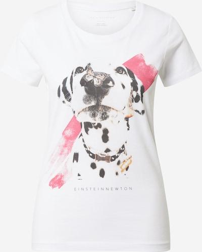 Marškinėliai iš EINSTEIN & NEWTON , spalva - rožinė / juoda / balta, Prekių apžvalga