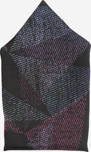 fekete HUGO Díszzsebkendő 'Pocketsquare 33x33 cm', Termék nézet
